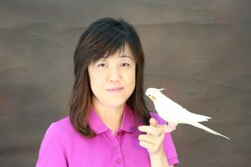 石綿美香先生inことりカフェ表参道 「Tips for Happy Life with Birds」 (鳥との幸せな暮らしのために) セミナーのお知らせ