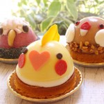 ことりカフェ表参道・吉祥寺の9月のケーキをご紹介♪