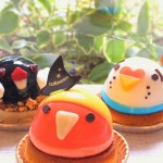 ことりカフェ表参道の10月のケーキをご紹介♪