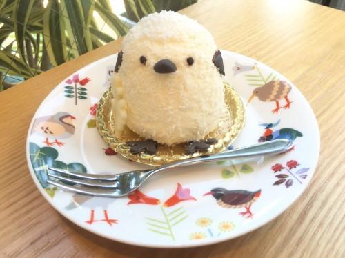 ことりカフェ心斎橋の11月のケーキをご紹介♪