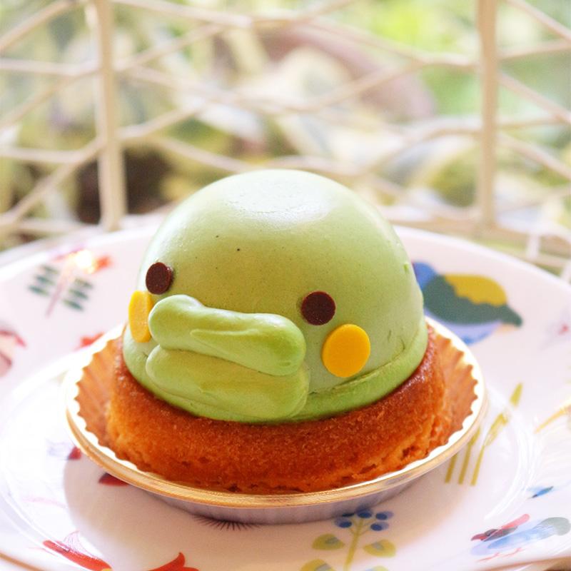 くちぱっちケーキ
