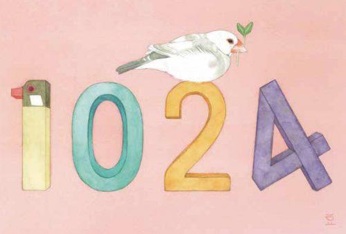 文鳥の日記念!文鳥院まめぞう 原画展「文鳥日和」開催